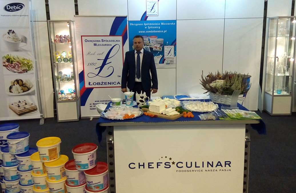 Targi Chefs Culinar Poznań 2017 r.