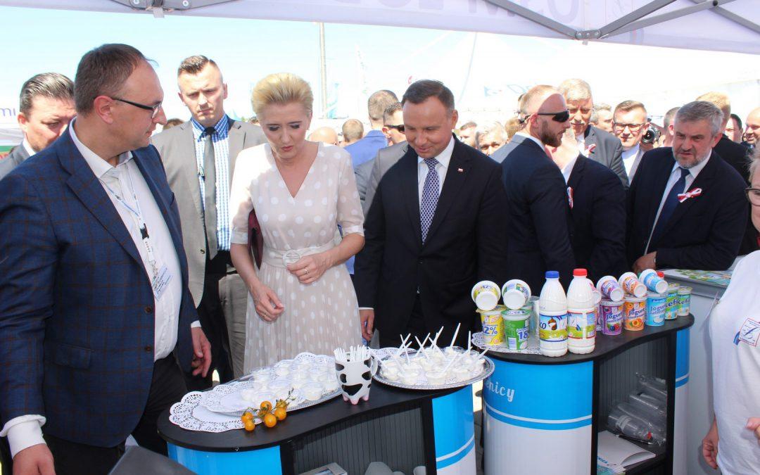 """42 Targi  Rolno-Przemysłowe   """"Agro-Tech '' w Minikowie"""
