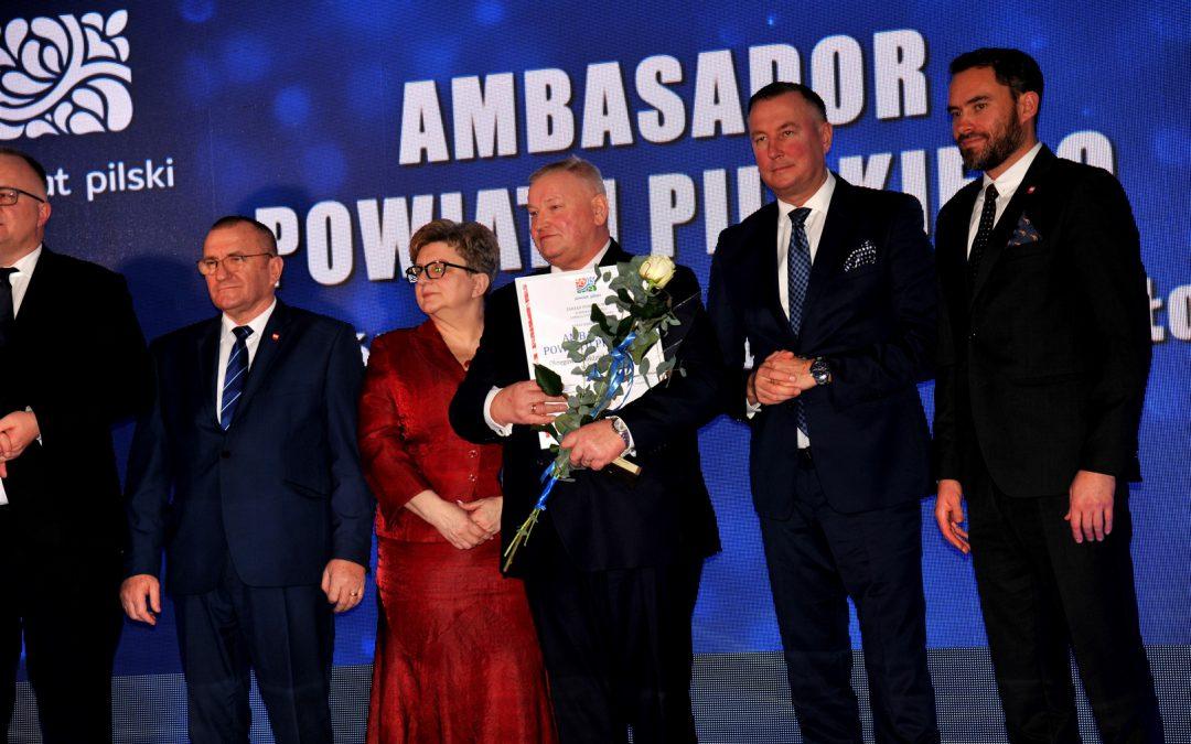 Ambasador Powiatu Pilskiego.